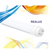 Λάμπα LED tube T8 18w 120cm glass